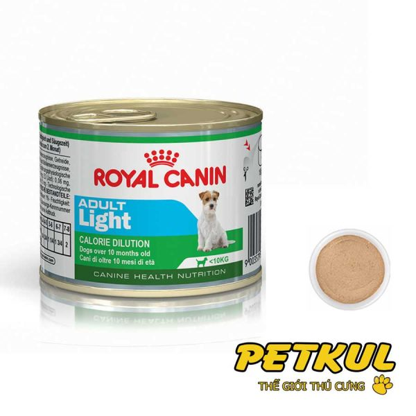 Royal Canin – Mini Adult Light 195gr