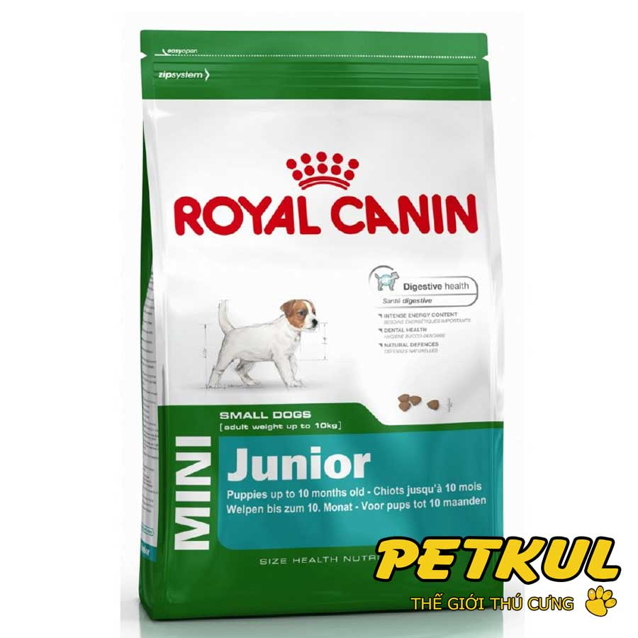Royal canin – Mini Junior 2kg